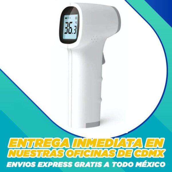 termometro infrarojo